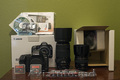 Canon EOS 5D Mark II 21MP DSLR Camera+Black with 24-105mm IS L Lens (US)